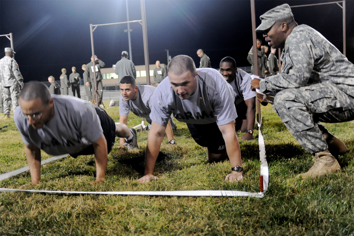 army basic training The goal of this article is to prepare you for the basic knowledge you'll need to know to be successful and possibly more readied than the average army recruit.