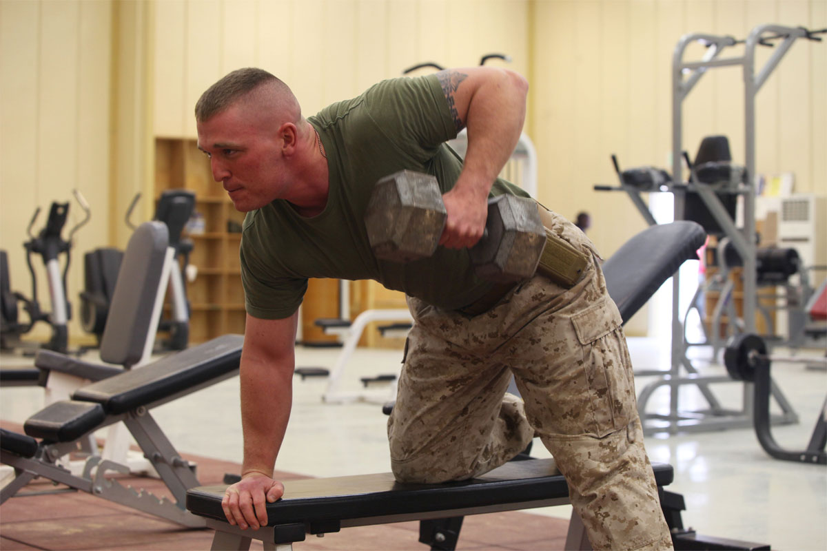 weights pt and pull ups military com