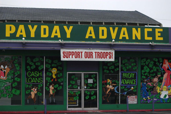 Payday Loans For Soldiers