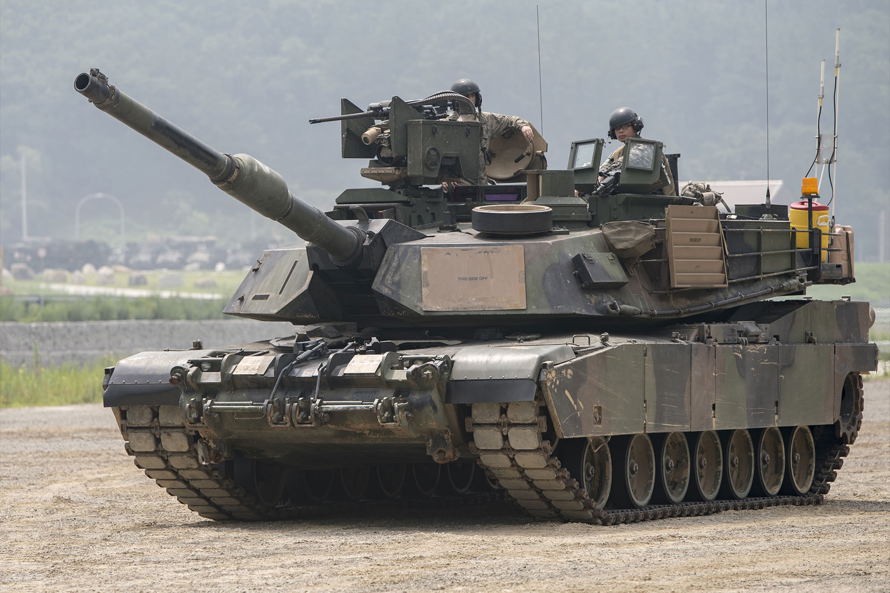 Army To Spend 450 Million On Upgrades To M1 Tanks Strykers Military Com