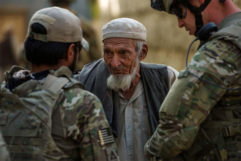 Trump Refugee Rule May Block Military Interpreters From Us