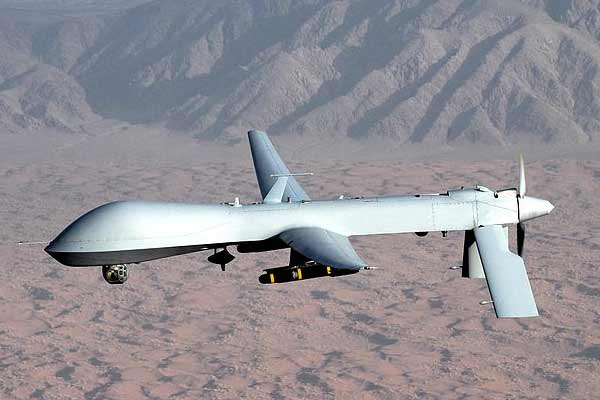 418 US Military Drones Crashed Since 2001