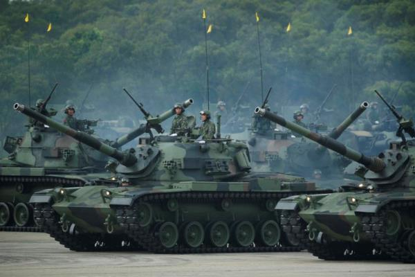 Taiwan Stands Up To China With World War Ii Military