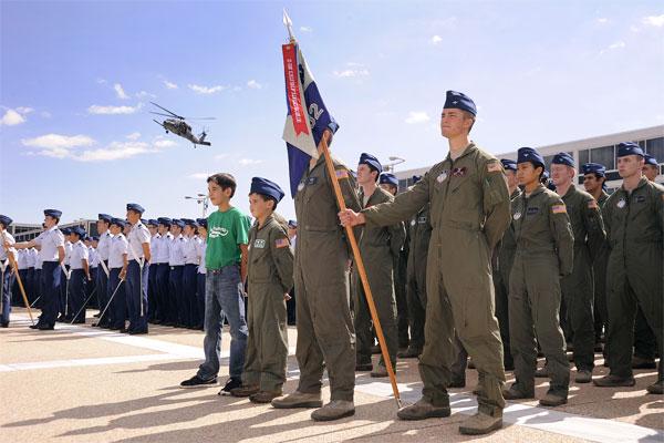 Air Force Academy Cadets Aloft Once Again Military Com