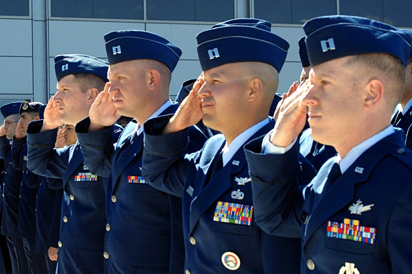 amid layoffs  uncertainty pervades air force officer corps