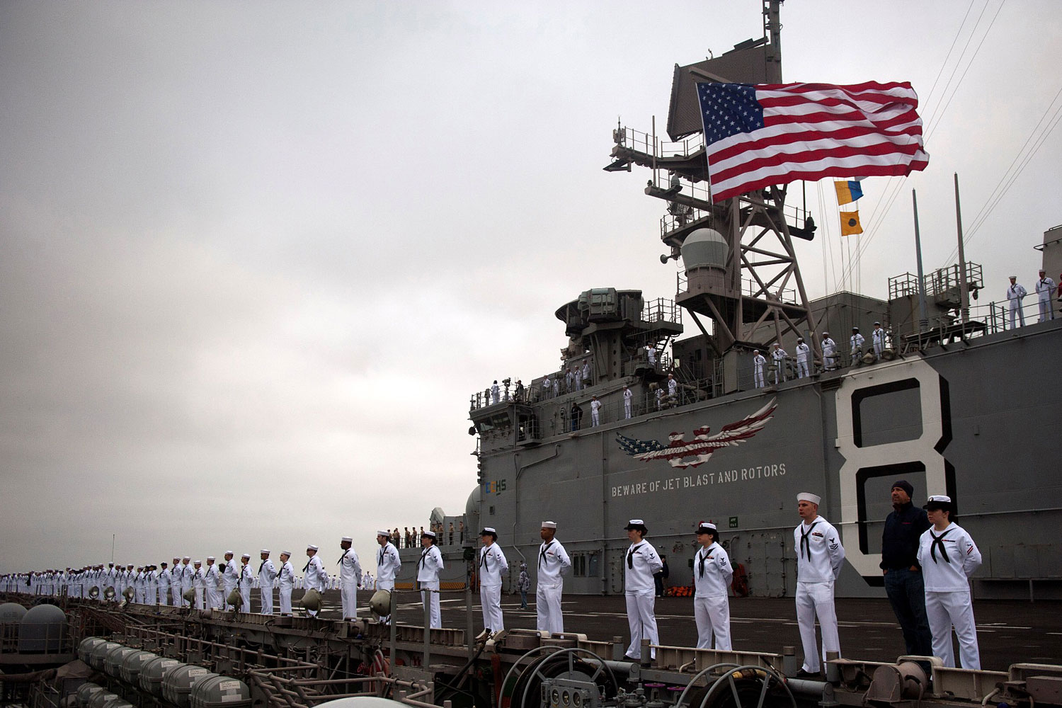 hello  seaman  navy ditches ratings after review