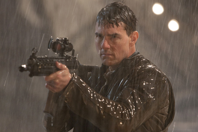 Tom Cruise Too Short to Play Jack Reacher, Says Series Author Lee Child