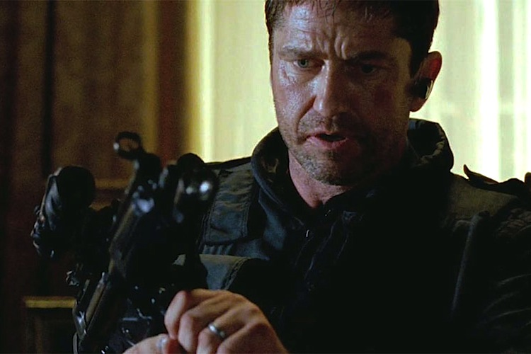 Movie Review: Olympus Has Fallen | Military com