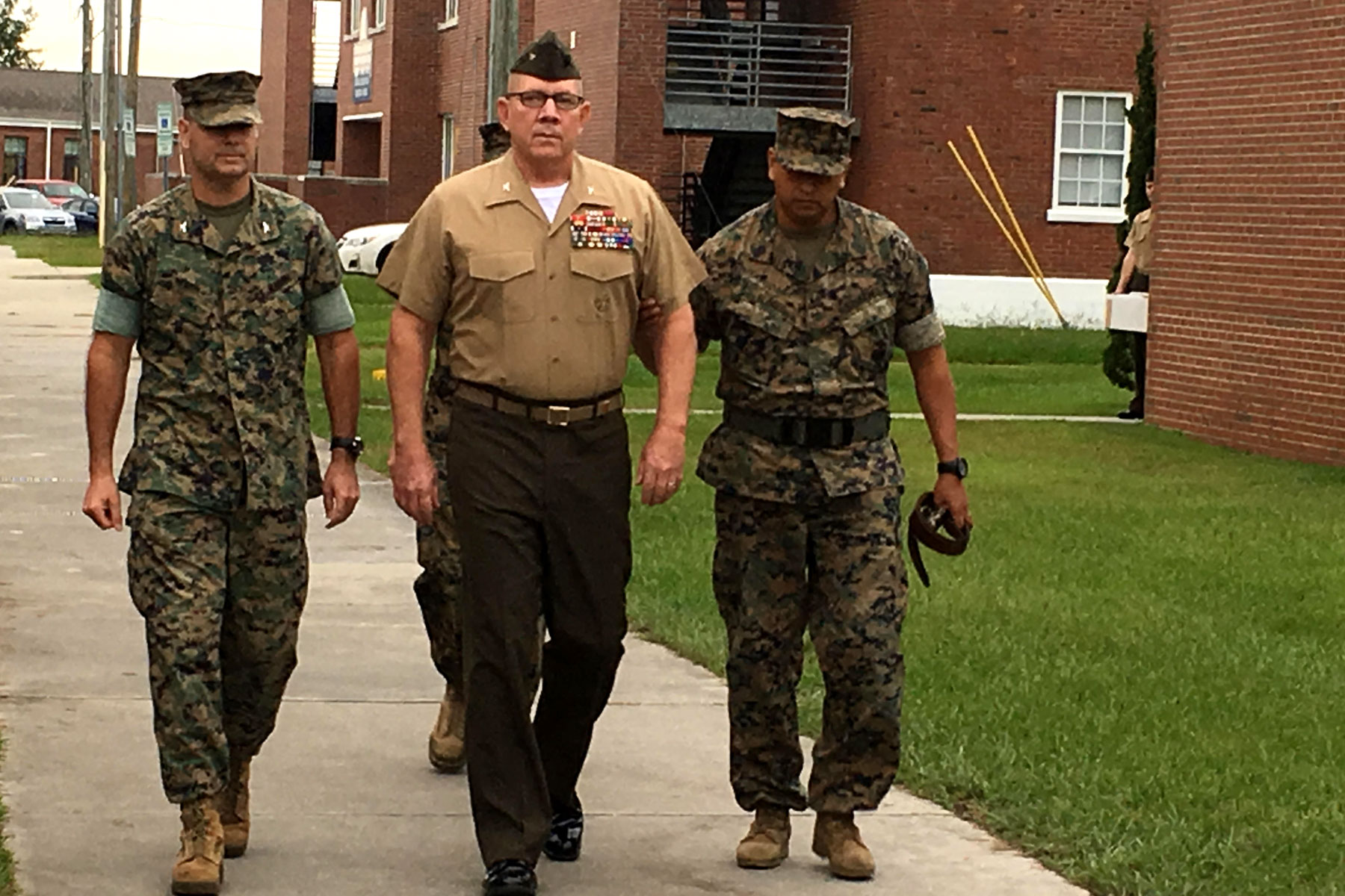 Marine Colonel Sentenced to 5-1/2 Years for Molesting ...