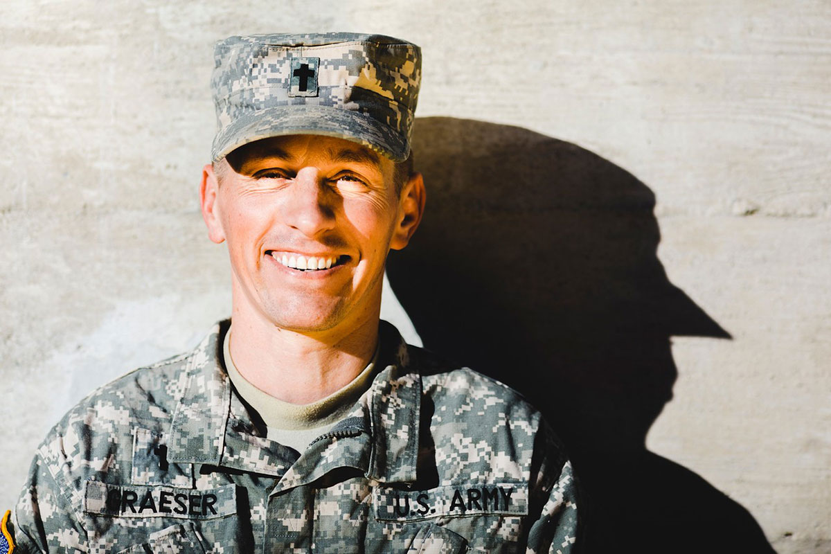 From Enlisted Army To Chaplain To Social Worker