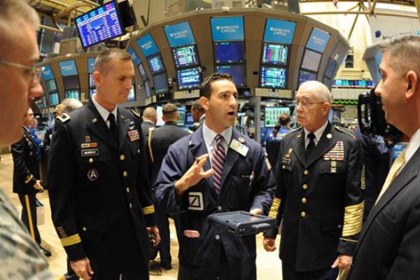Veteran Employment Symposium Veterans On Wall Street
