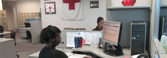 how to  new online red cross emergency message tool