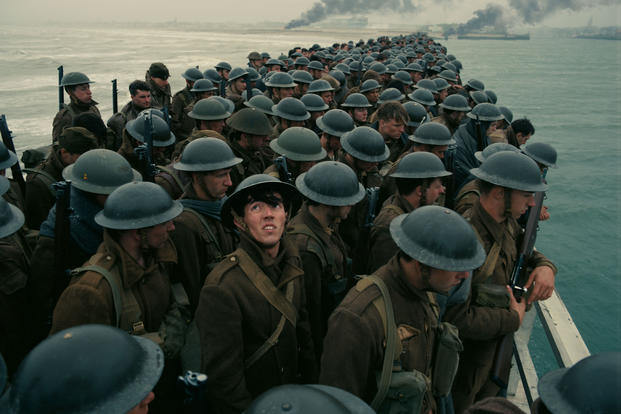 Top Military Movies of 2017   Military com