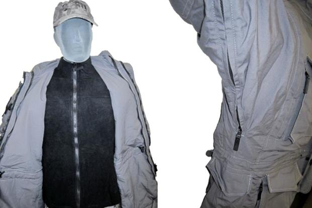 Special Operations Research & Development USA's General Purpose Jacket. (Image: Optactical.com)