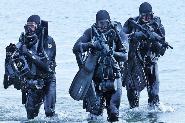 Can marines join the navy seals