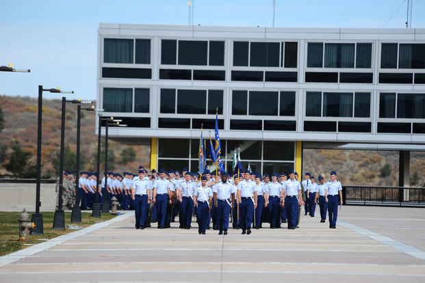 The united states air force sexual harassment