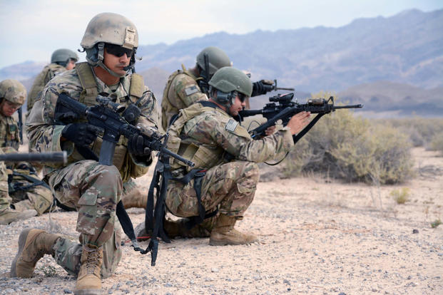 Here's the difference between special ops and special forces