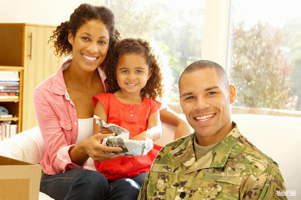The Military.com Transition app can help military families successfully navigate their way from service to civilian life. (Military.com)