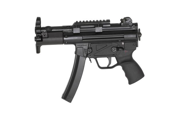 The Army has selected Zenith Firearms' Z-5K subcompact weapon along with other commercial subcompact weapons for future testing. (Photo: Zenith Firearms)