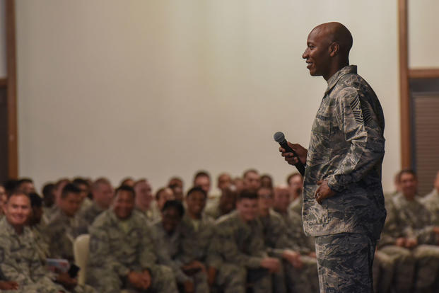 9d92c25d33695 Air Force May Let Staff Sergeants Serve 20 Years, Top Enlisted Says ...