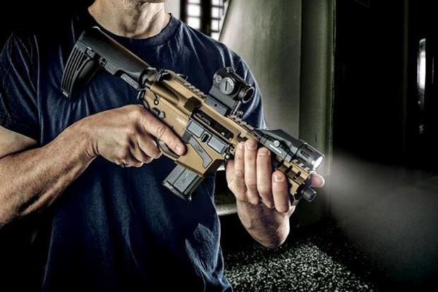 CMMG Unveils Ultra-Compact AR Pistols in FN 5 7mm | Military com