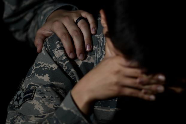September is Suicide Prevention Month. During the month, organizations provide information about identifying warning signs of suicide, increase the understanding of what leads to suicide and promote helpful resources. (U.S. Air Force/Airman 1st Class Kathryn R.C. Reaves)