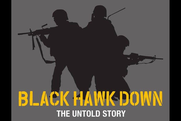 the making of black hawk down the untold story militarycom