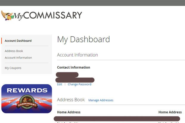 My.Commissary.Com screen grab (Military.com)