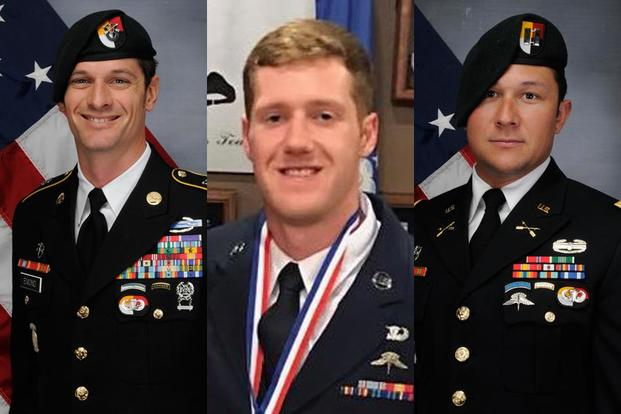 97b5f86e3 Pentagon Identifies 2 Soldiers, Airman Killed by IED in Afghanistan ...