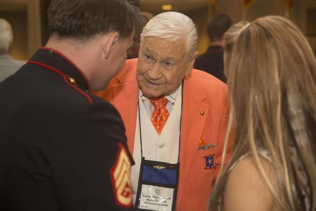 wwii hero kenneth mudhole merrill passes into history military com