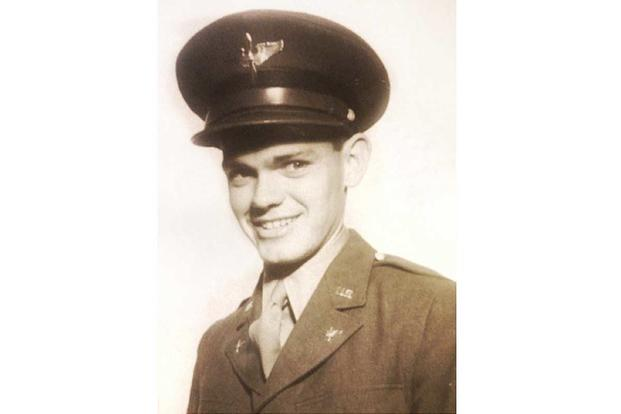 2nd Lt. Martin O'Callaghan Jr.
