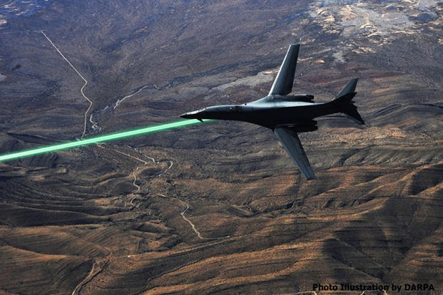Laser Weapons Are Future for Missile Defense, Space, Expert