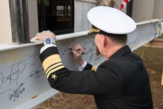 Audit: Naval Academy Deteriorating, Training Mission Under