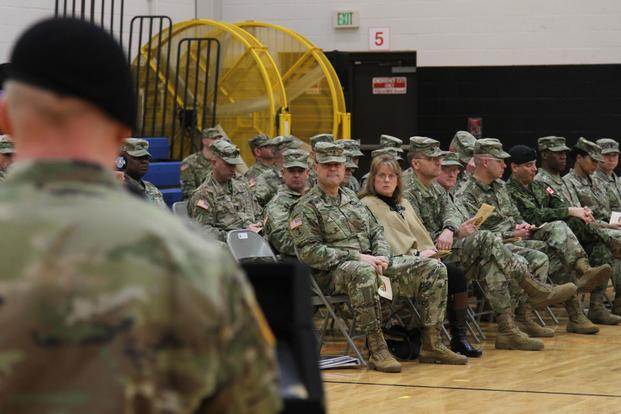 Army May Redesign Its Fighting Formations in Look to the Future