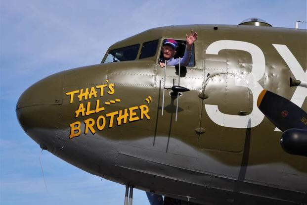 WWII Aircraft Prepared to Retrace D-Day Flight | Military com