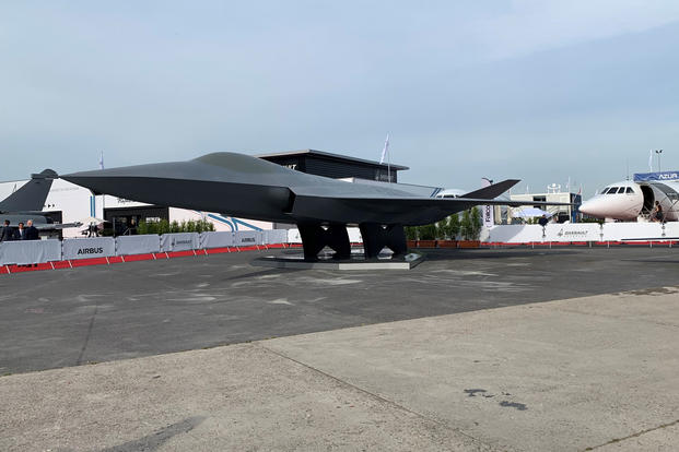 European Nations Are Teaming Up To Make A 6th-Gen Fighter