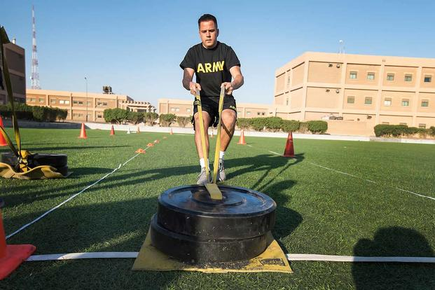 Army Combat Fitness Test Acft Score Chart Military Com