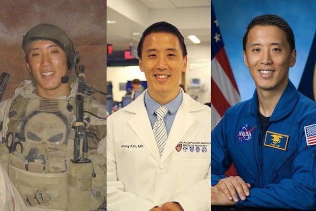former navy seal  harvard doctor to be first korean