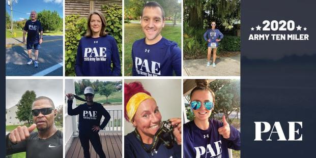 PAE | 2020 Army Ten Miler
