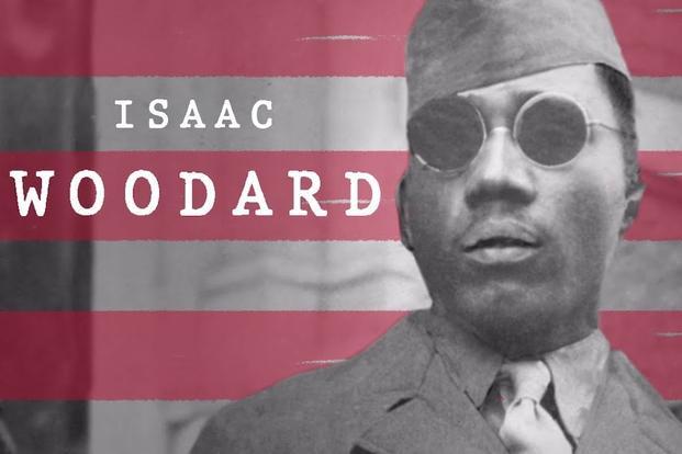 Isaac Woodard