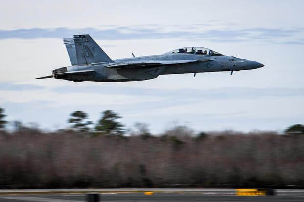 F/A-18E Super Hornet Naval Air Station Oceana