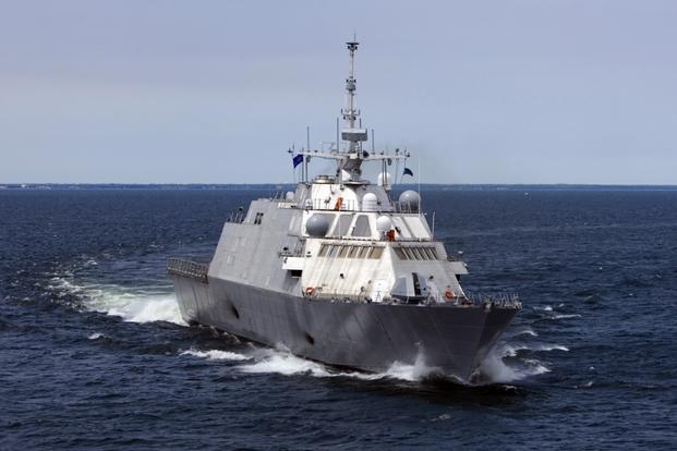 Freedom littoral ship