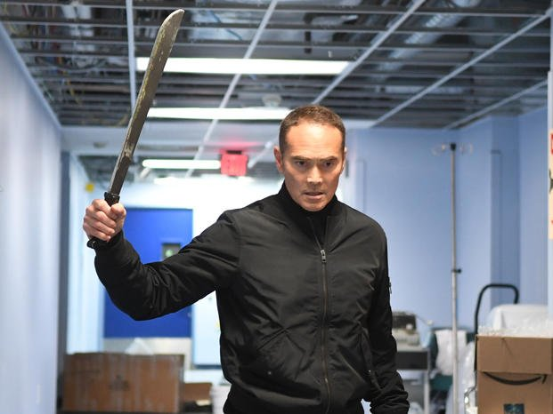 Mark Dacascos Assault on VA-33