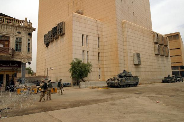 البنك المركزي العراقي