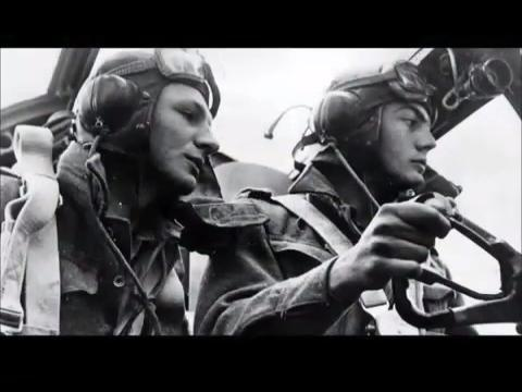 Real Audio From a WW2 Dog Fight