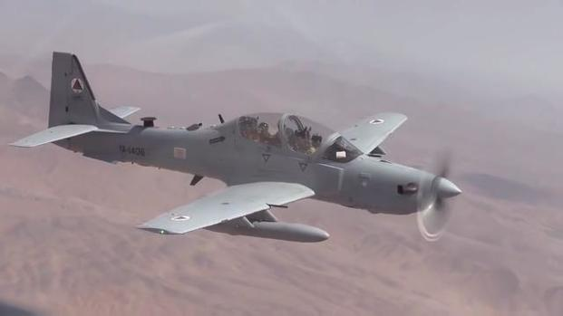 A 29 Super Tucano Close Air Support Military Com