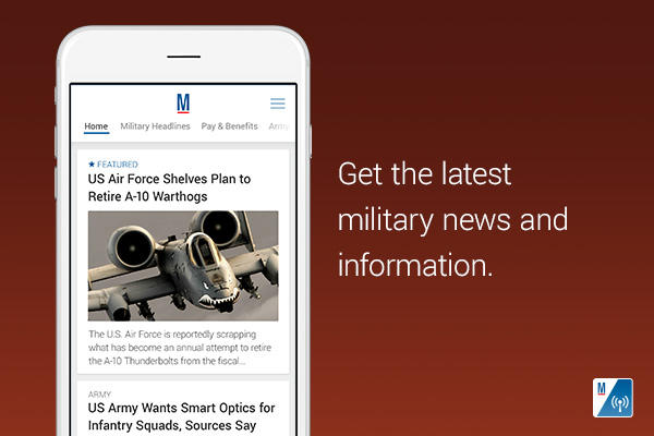 Get the latest military news and information