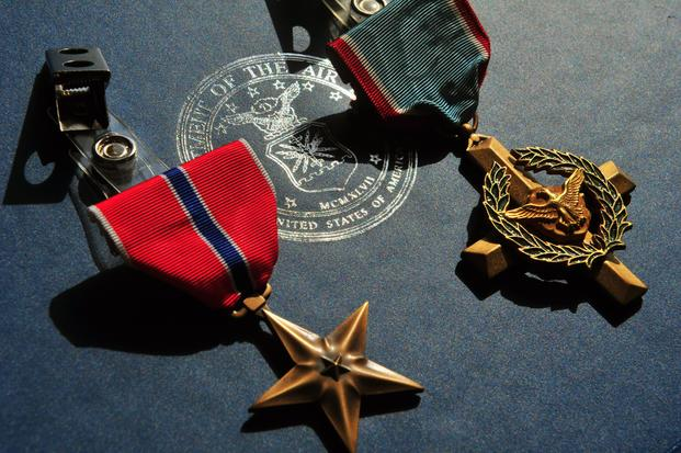 Wearing of Military Awards With Civilian Clothes | Military com