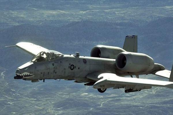 US forces carry out airstrikes against ISIS with a variety of warplanes, including the A-10 Warthog, pictured. (DoD photo)