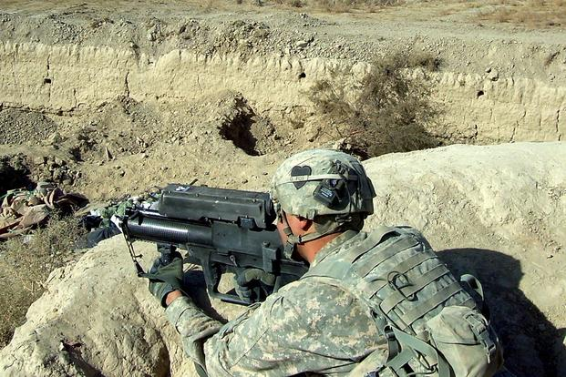 Army Kills Contract For Shoulder Fired Airburst Weapon
